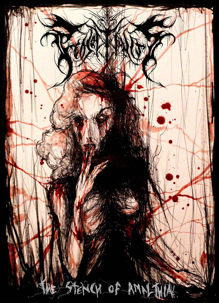 Projectionist - Stench Of Amalthia (Ltd) (Red)