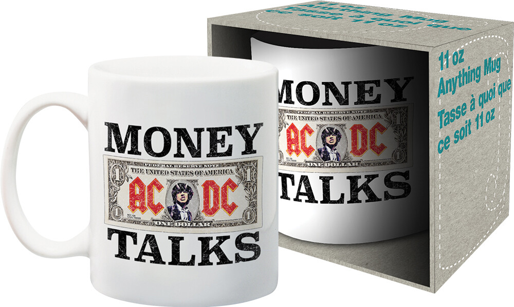 AC/DC - AC/DC Money Talks 11oz Mug Boxed