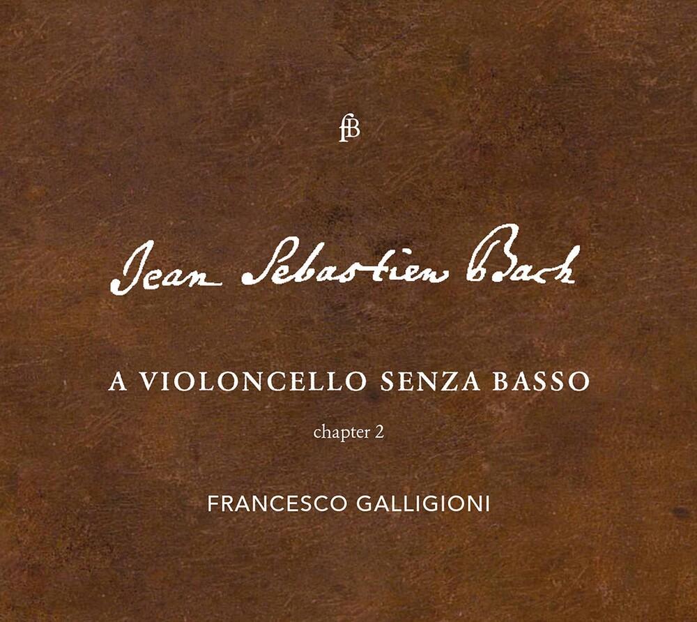 Francesco Galligioni - Violoncello Senza Basso