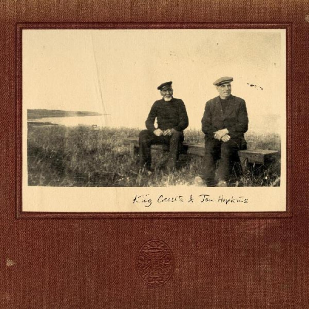 King Creosote & Jon Hopkins - Diamond Mine [LP]