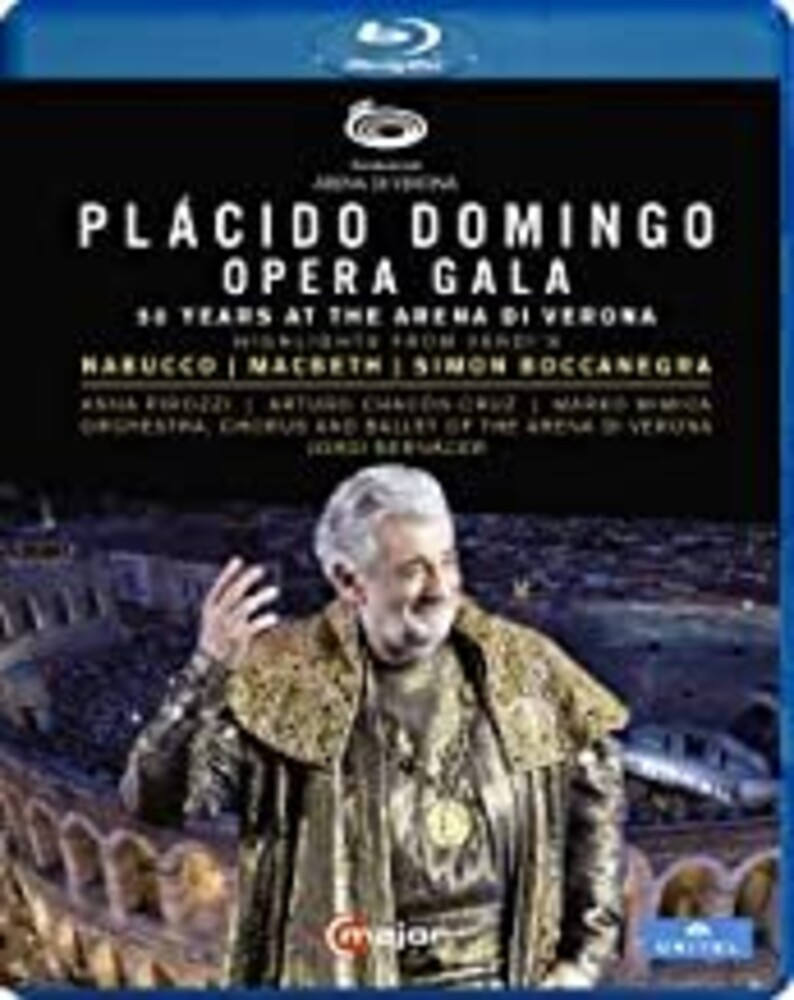 - Placido Domingo Opera Gala