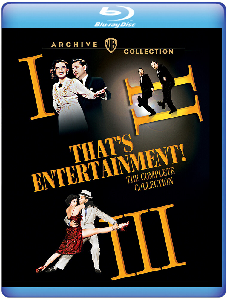 - That's Entertainment: Complete Collection (3pc)
