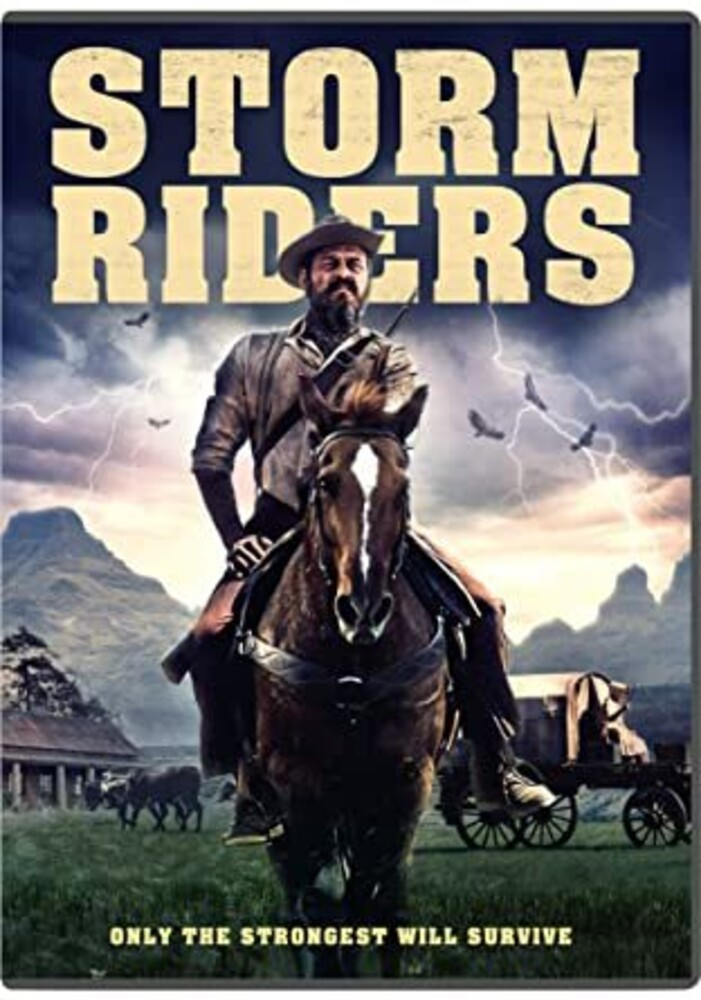 Storm Riders DVD - Storm Riders / (Ws)