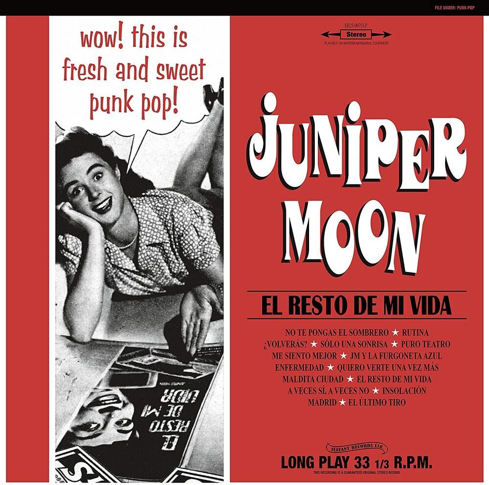 Juniper Moon - El Resto De Mi Vida (2020 Reissue) [Reissue]