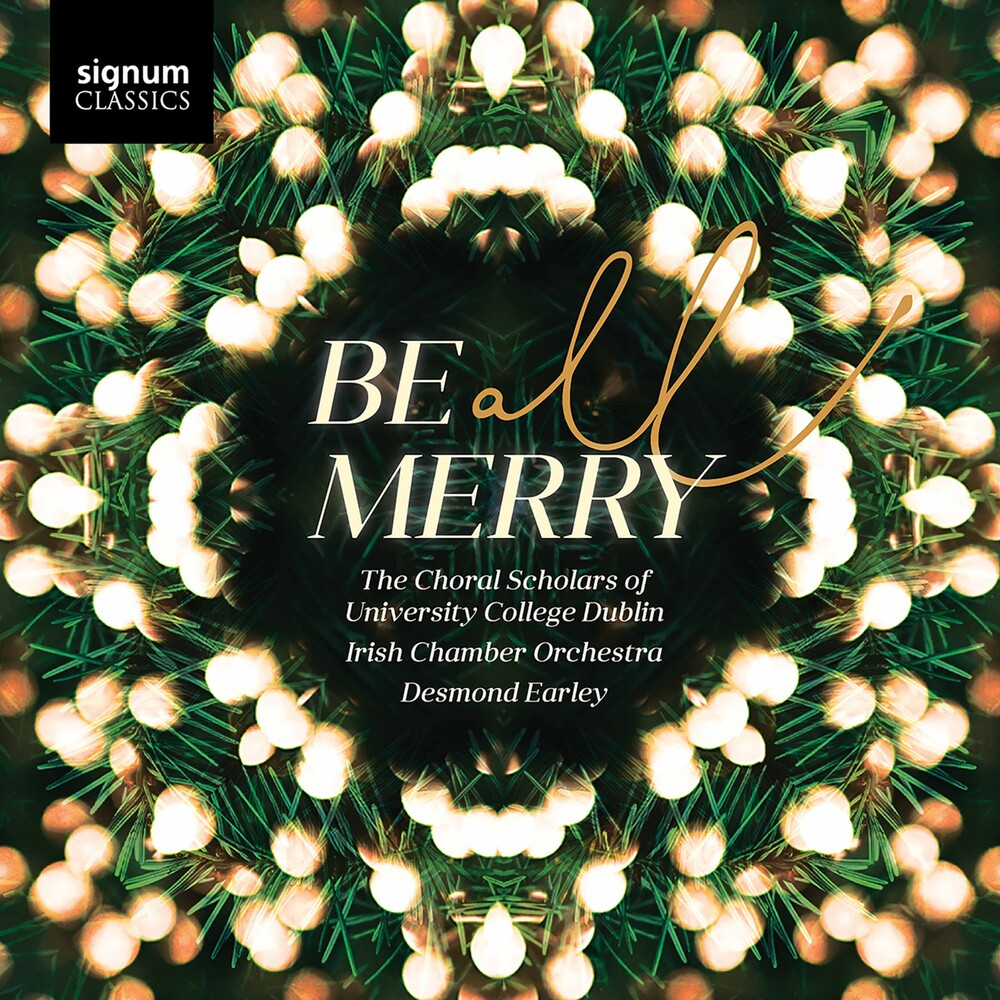 Be All Merry / Various - Be All Merry