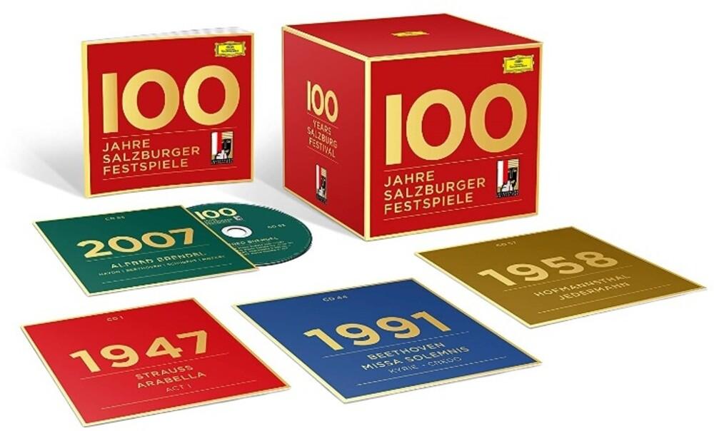 100 Jahre Salzburger Festspiele / Various - 100 Jahre Salzburger Festspiele