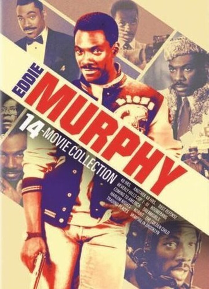 Eddie Murphy 14-Movie Collection - Eddie Murphy 14-Movie Collection (14pc) / (Box Ws)