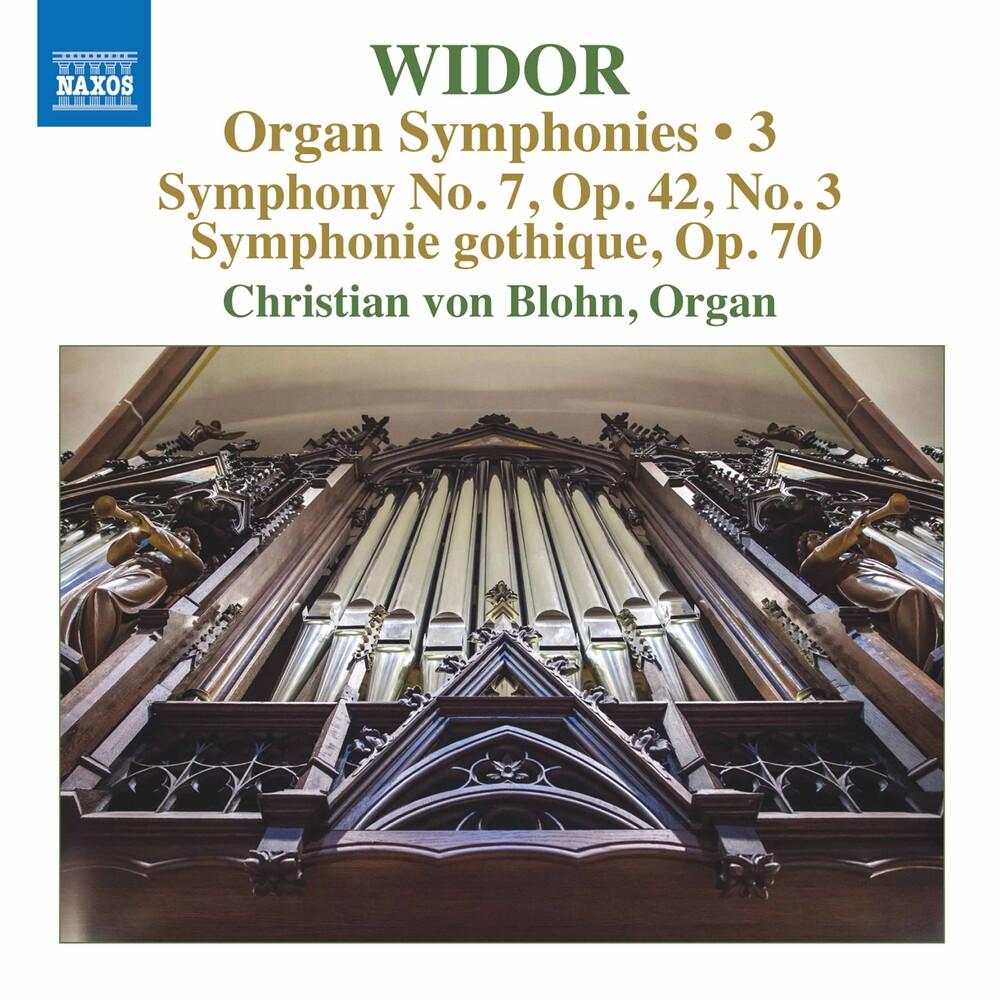 Widor - Organ Symphonies 3