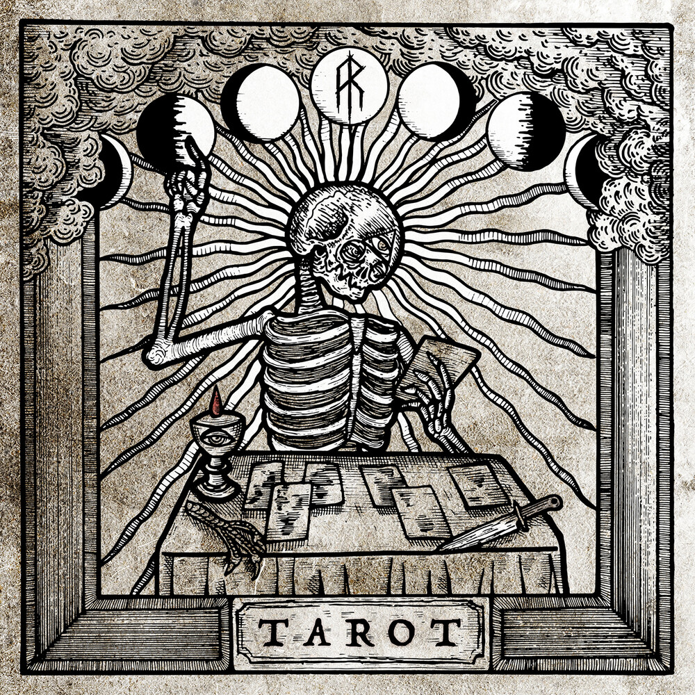 Aether Realm - Tarot [Colored Vinyl] (Gate) (Wht)