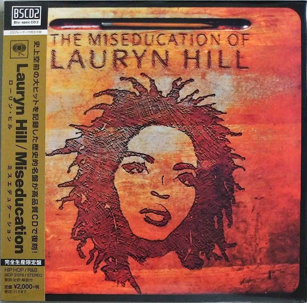 Lauryn Hill - The Miseducation Of Lauryn Hill (Blu-Spec CD2 / Paper Sleeve)