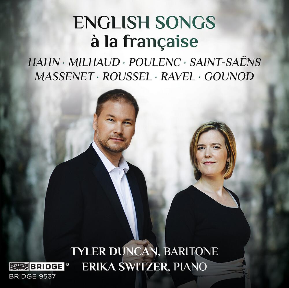 English Songs A La Francaise / Various - English Songs A La Francaise / Various