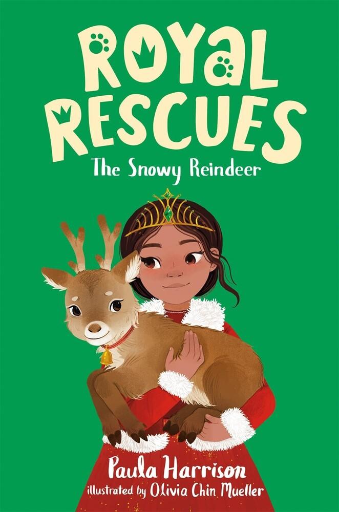 - Royal Rescues #3: The Snowy Reindeer