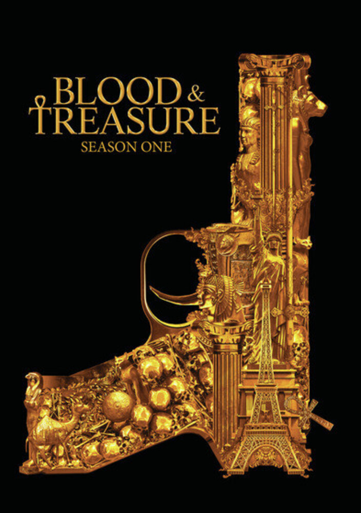 - Blood & Treasure: Season 1 (3pc) / (Full Mod 3pk)