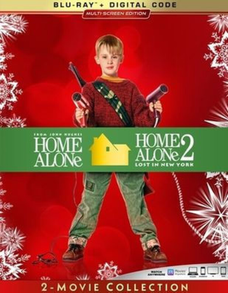 - Home Alone 1-2 Collection (2pc) / (2pk Ac3 Digc)