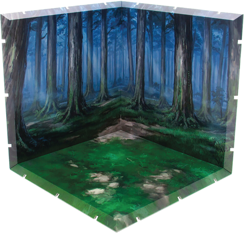 Good Smile Company - Good Smile Company - Dioramansion 150 Japanese Cedar Forest FigureDiorama
