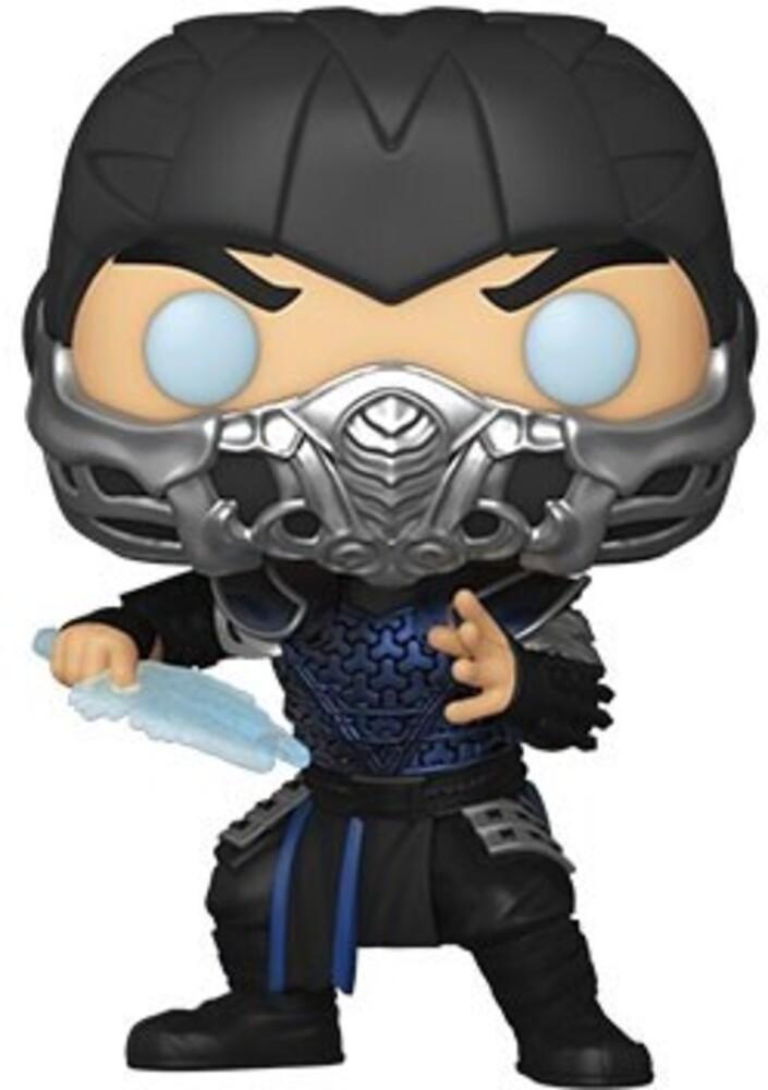 - FUNKO POP! Movies: Mortal Kombat- POP! 6