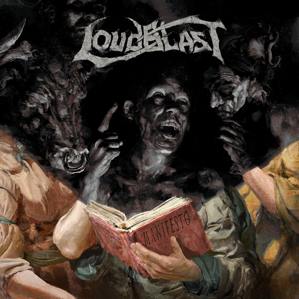 Loudblast - Manifesto (Bonus Tracks) [Limited Edition] [Digipak]