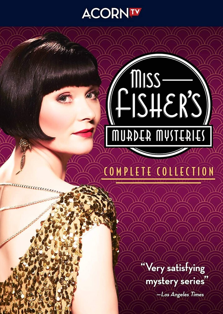 Miss Fisher's Murder Mysteries: Complete Collectio - Miss Fisher's Murder Mysteries: Complete Collection