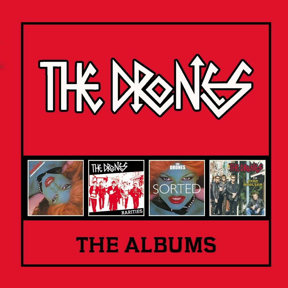 Drones - 4 Albums (Uk)