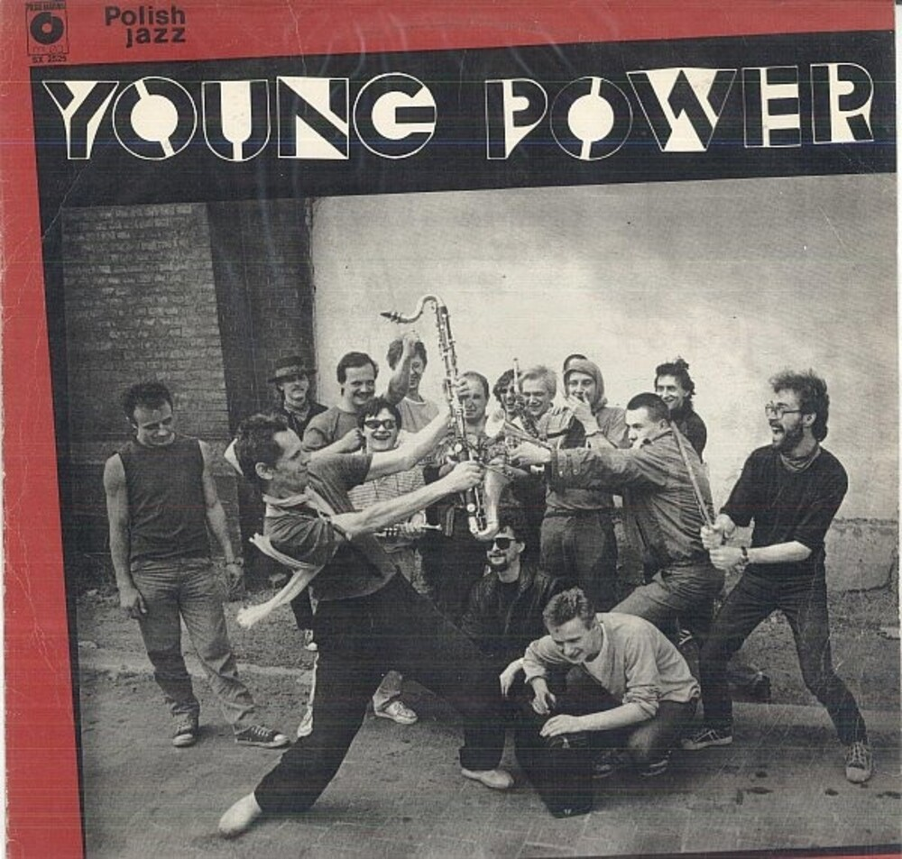 Young Power - Young Power: Polish Jazz Vol 72 (Pol)