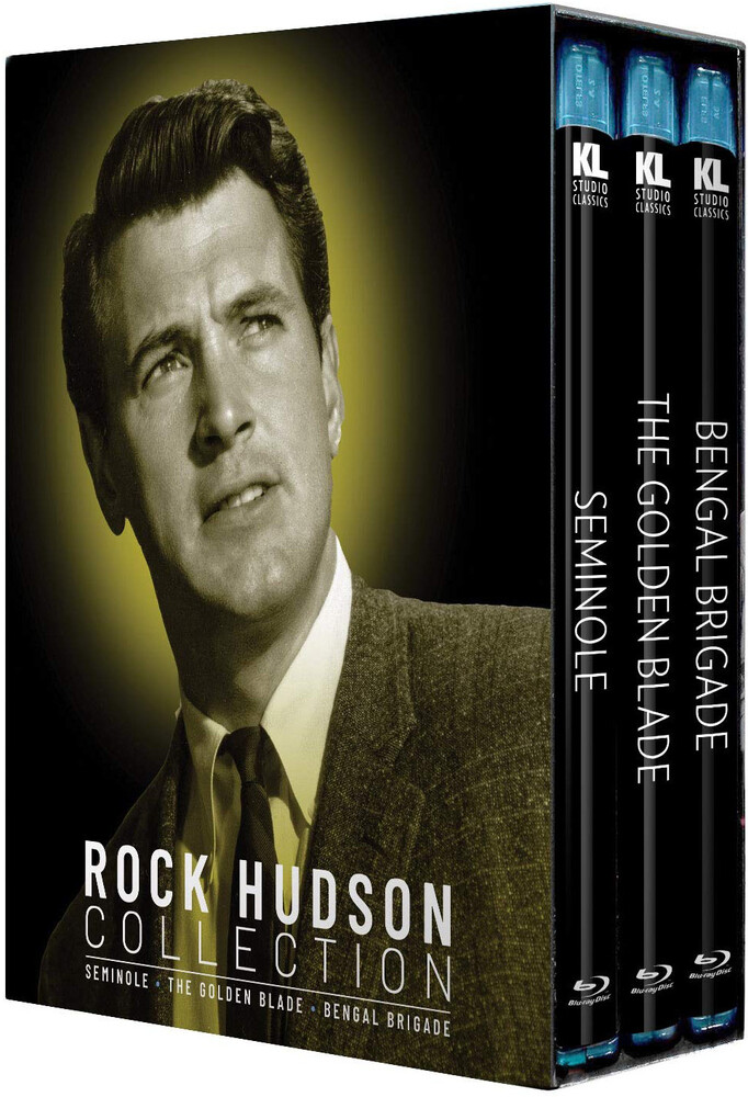 Rock Hudson Collection - Rock Hudson Collection (3pc) / (3pk)