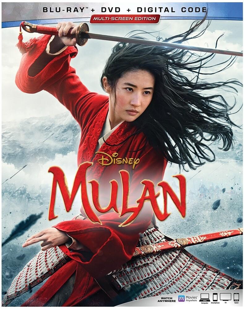 - Mulan (Live Action) (2pc) (W/Dvd) / (Ac3 Digc Dol)