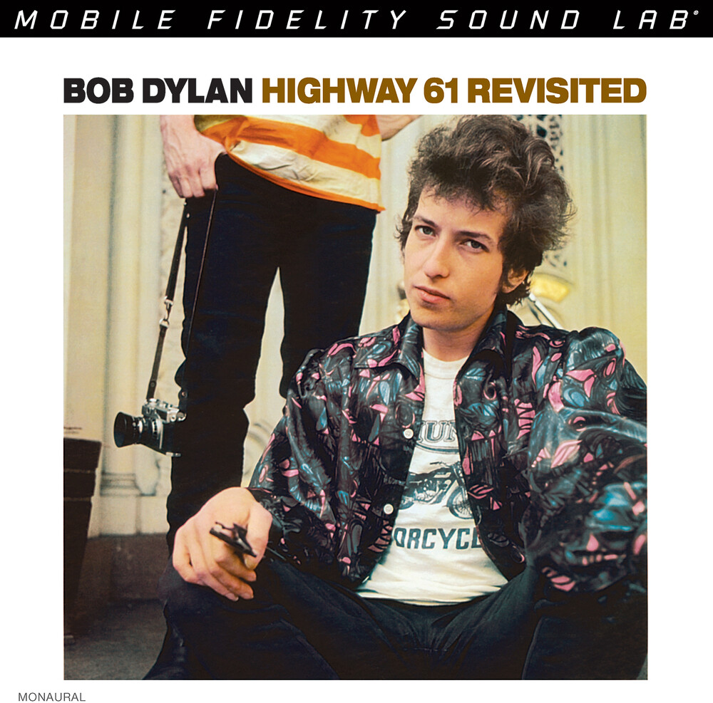 Bob Dylan - Highway 61 Revisited [Limited Edition Hybrid SACD - DSD]