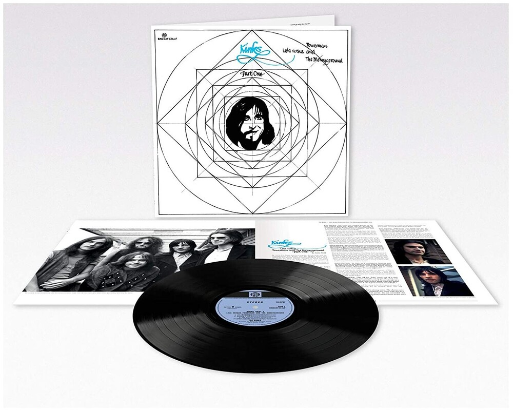 The Kinks - Lola Versus Powerman And The Moneygoround, Part One [LP]