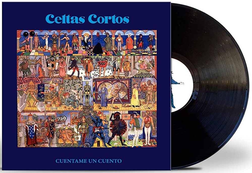 Celtas Cortos - Cuentame Un Cuento (W/Cd) (Spa)