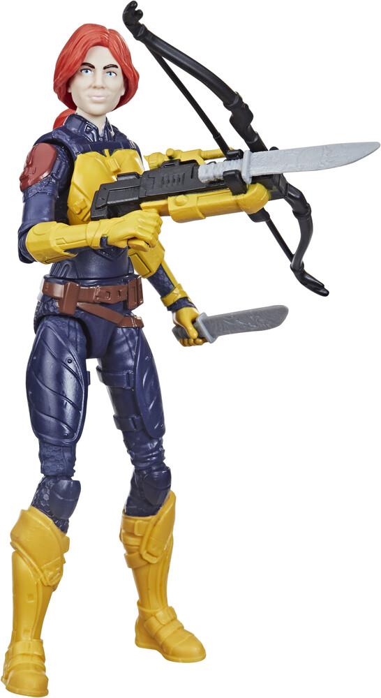 Gij Core Ninja Fig Mosquito - Hasbro Collectibles - G.I. Joe Movie Ninja Figure Mosquito