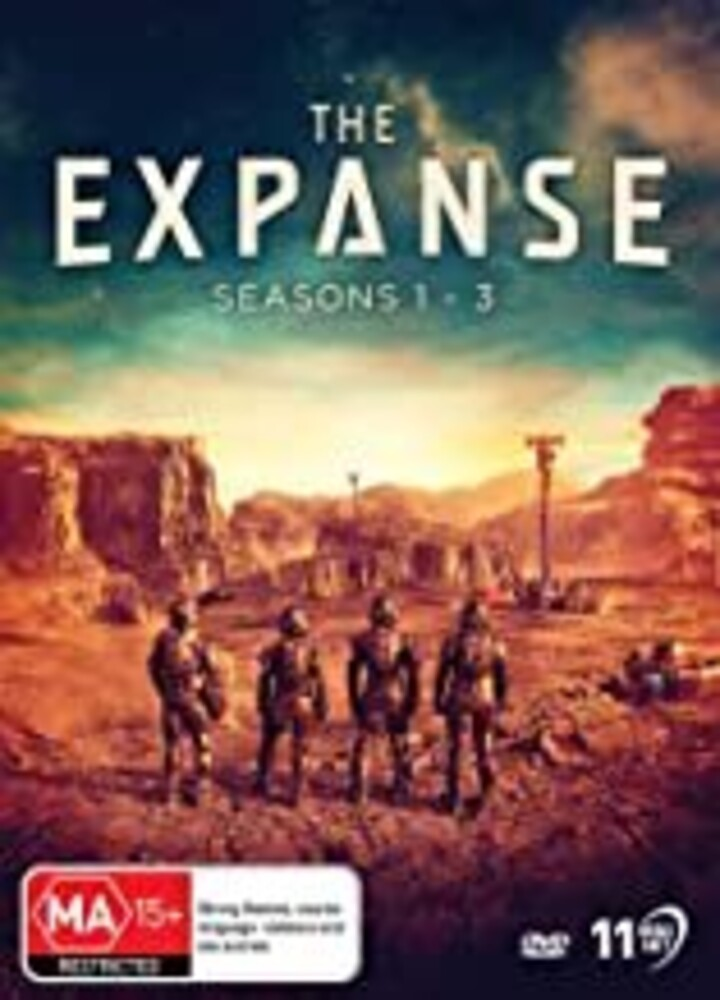 Expanse: Seasons 1-3 - The Expanse: Seasons 1-3 [NTSC/0]