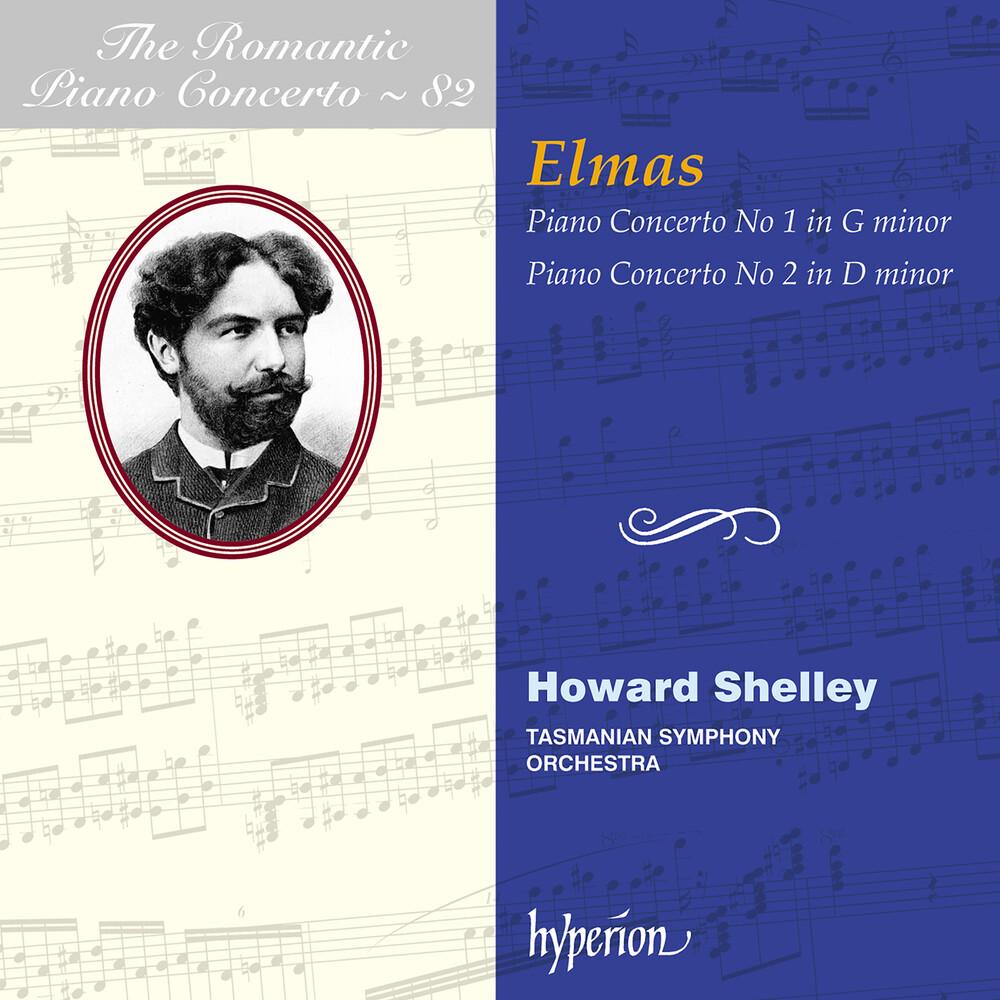 Tasmanian Symphony Orchestra / Howard Shelley - The Romantic Piano Concerto Vol. 82
