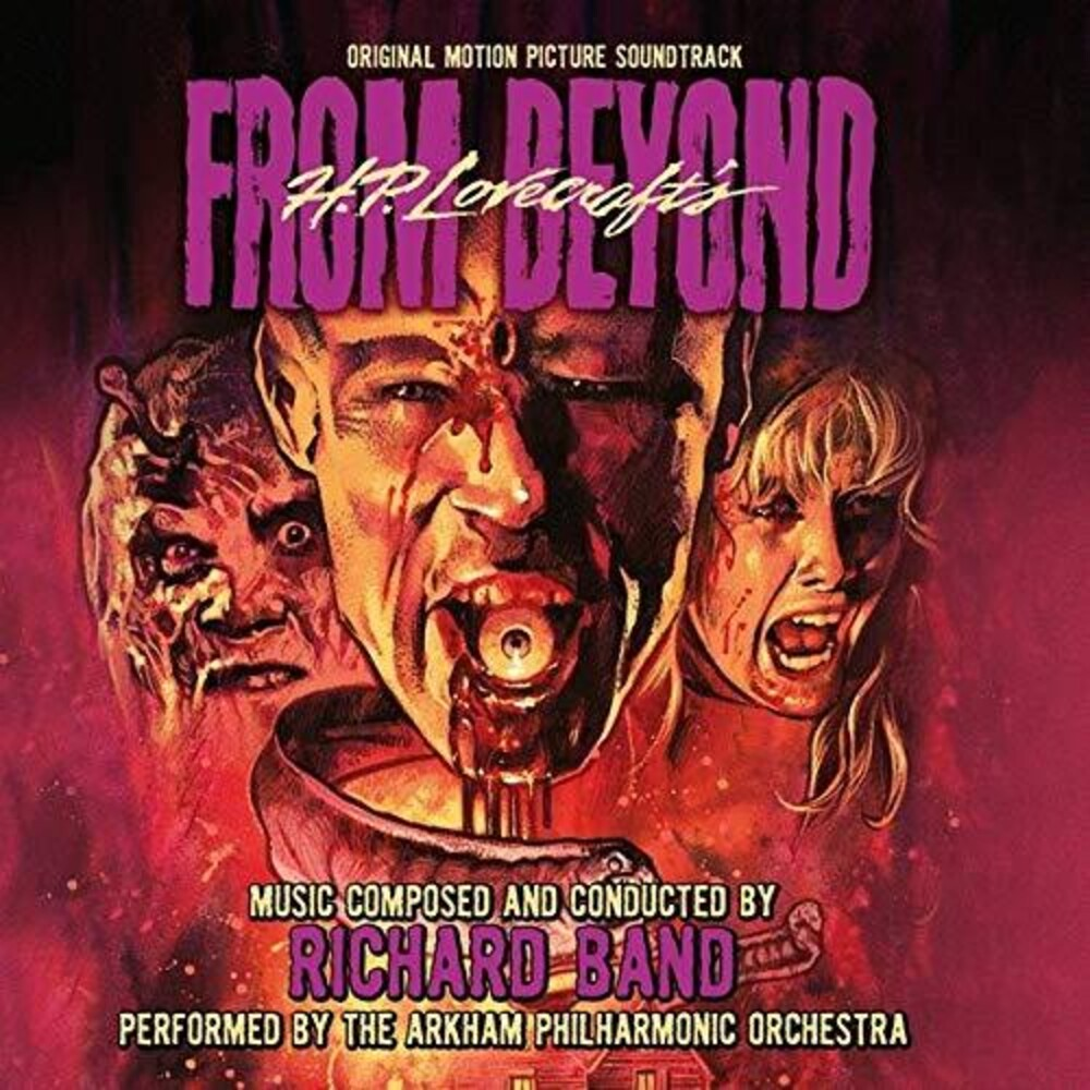 Richard Band Ita - From Beyond (Original Motion Picture Soundtrack)