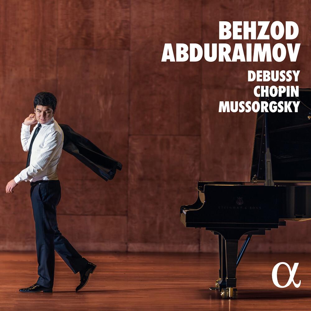 Chopin / Abduraimov - Debussy Chopin & Mussorgsky