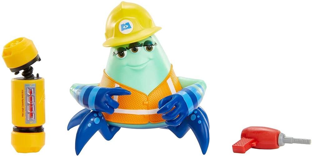 Pixar Monsters at Work - Mattel - PIXAR Monsters at Work Figure Crab (Disney/PIXAR)