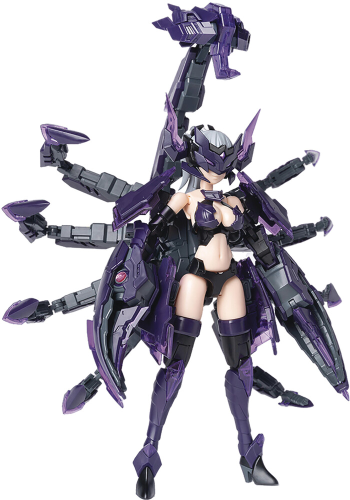 Passage - Passage - Atk Girl Serqet 1/12 Plastic Model Kit