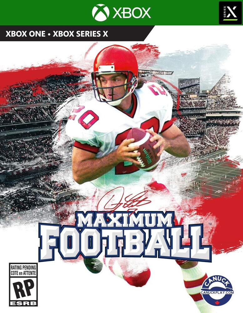 Xb1 Doug Flutie's Maximum Football 2020 - Doug Flutie's Maximum Football 2020 for Xbox One