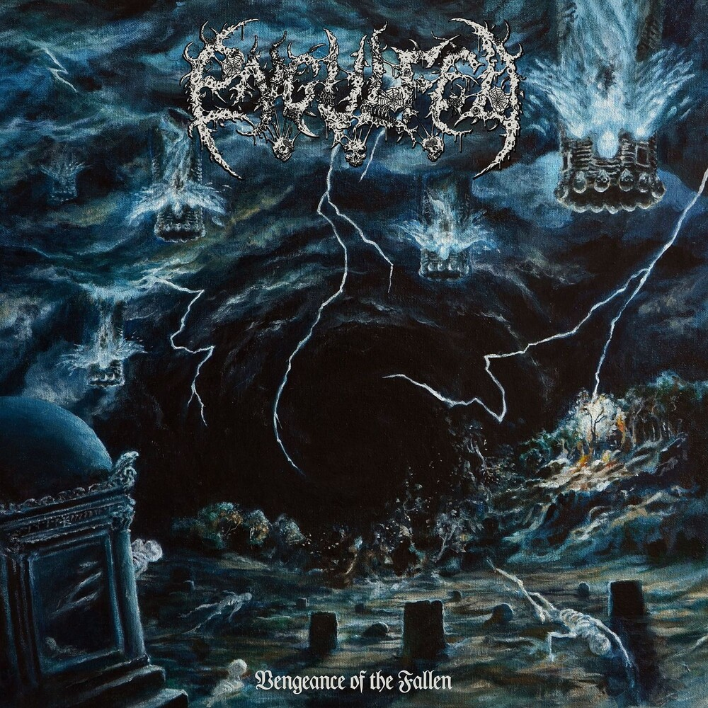 Engulfed - Vengeance Of The Fallen