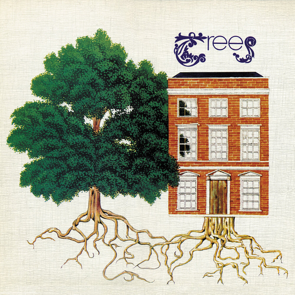 Trees - The Garden of Jane Delawney (Green Vinyl)