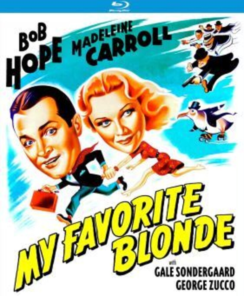 My Favorite Blonde (1942) - My Favorite Blonde