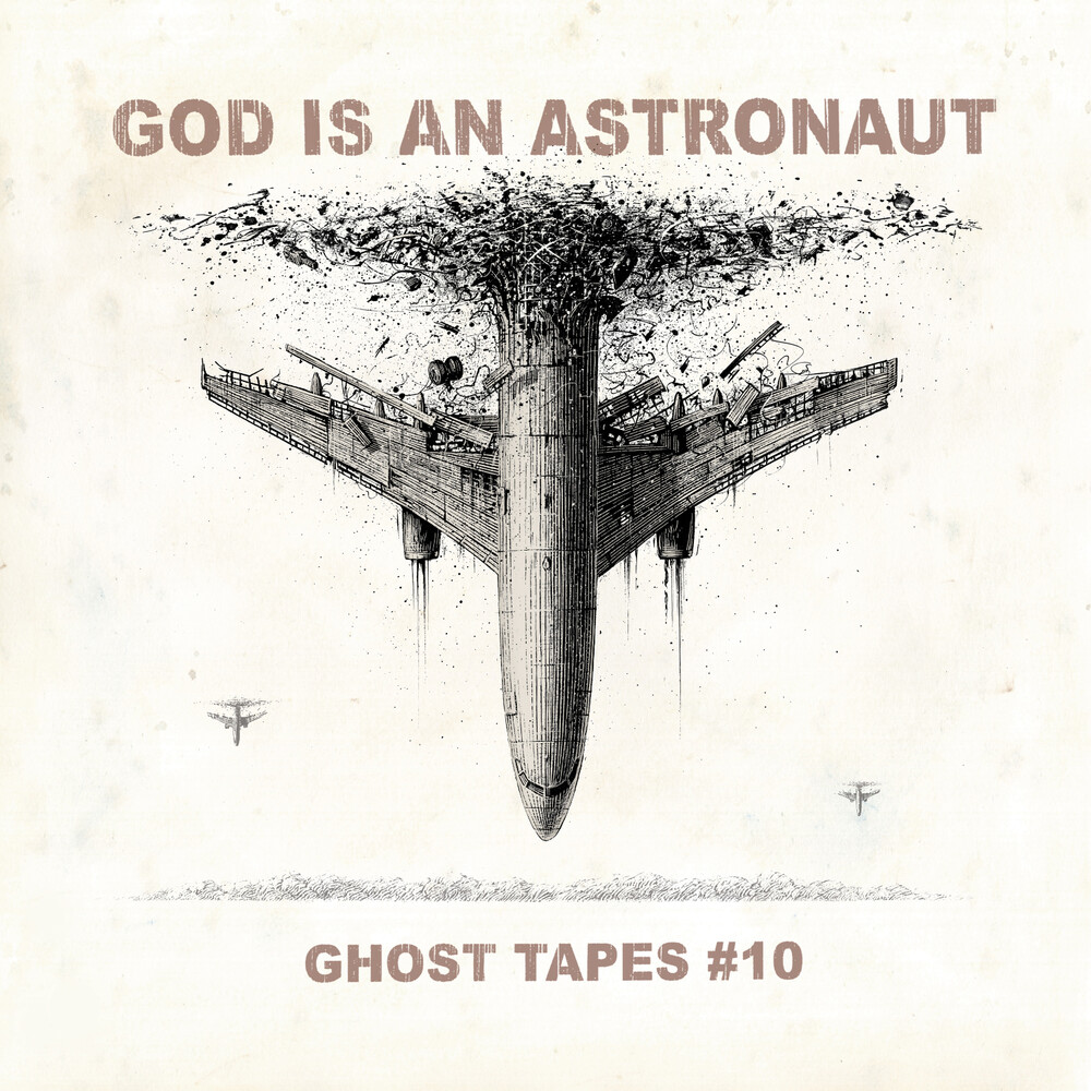 God Is An Astronaut - Ghost Tapes #10 [LP]