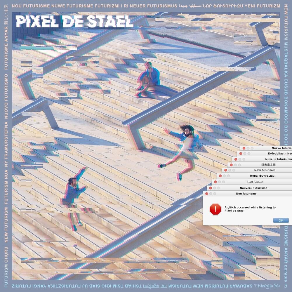 Pixel de Stael - Nou Futurisme