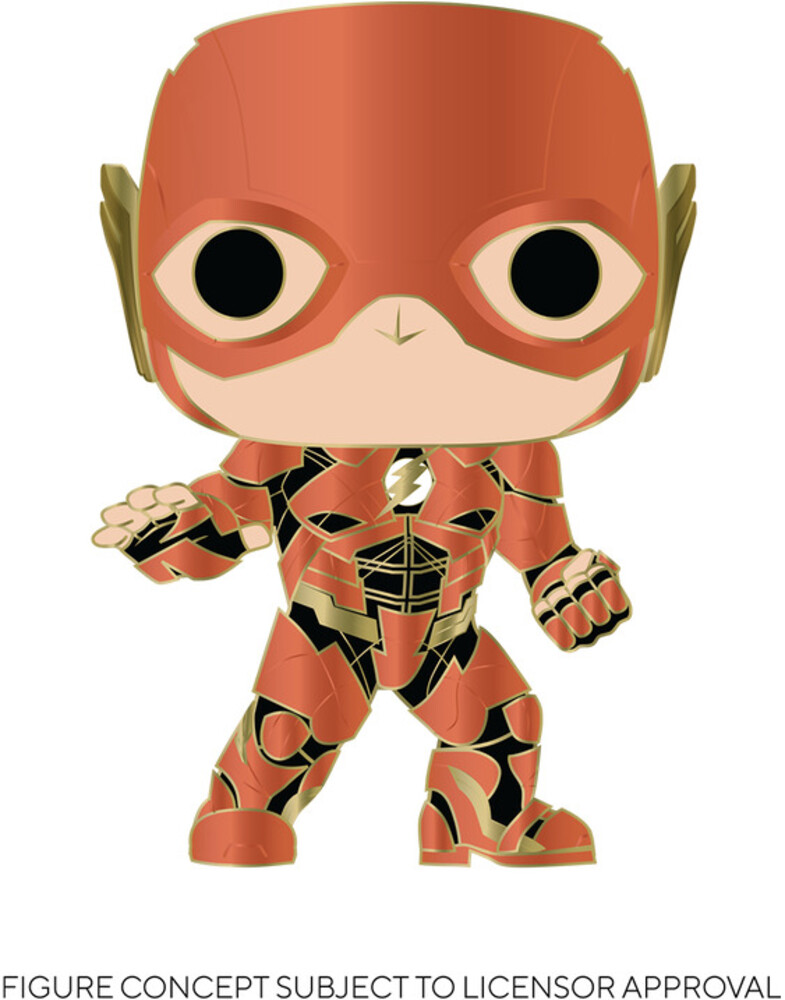 - FUNKO POP! PINS: The Flash (Translucent)