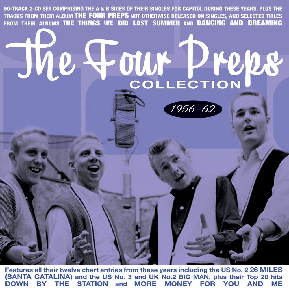 Four Preps - The Four Preps Collection 1956-62