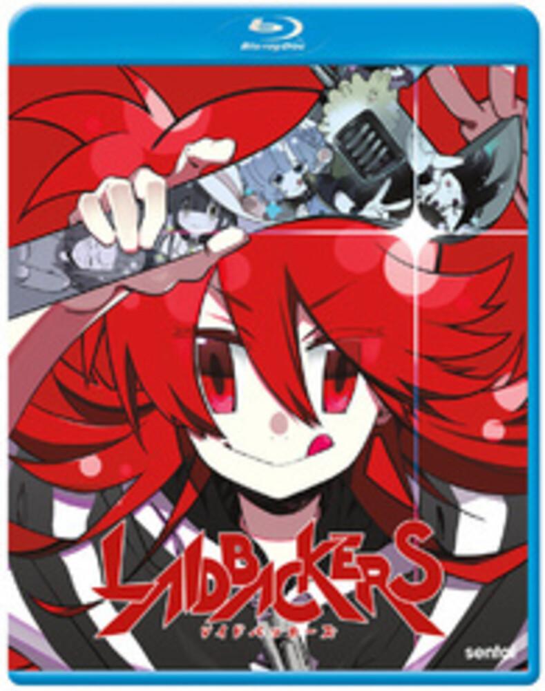 Laidbackers - Laidbackers / (Anam Sub)