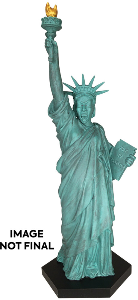 - Eaglemoss - Doctor Who - Weeping Angel (Statue of Liberty)