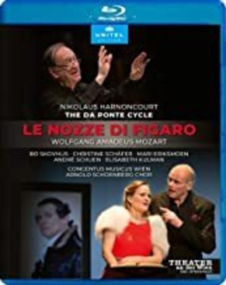Mozart, W.a. / Arnold Schoenberg Chor / Harnoncourt - Le Nozze Di Figaro