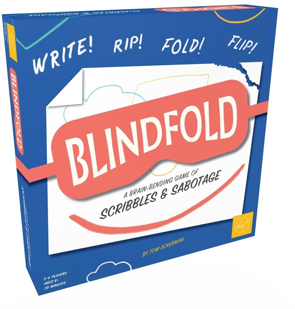 - BlindFold: A Brain-Bending Game of Scribbles and Sabotage
