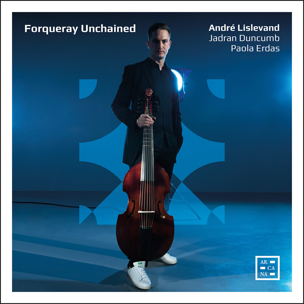 Forqueray / Lislevand / Erdas - Forqueray Unchained
