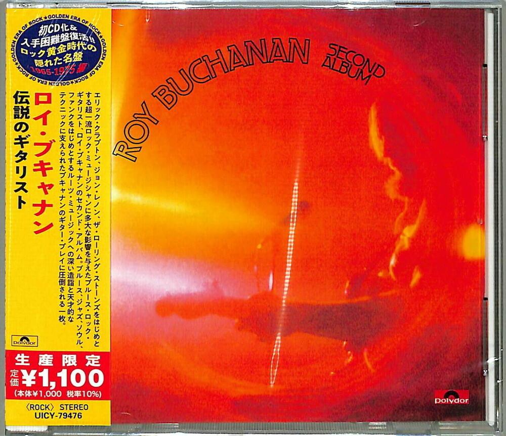 Roy Buchanan - Second Album [Reissue] (Jpn)